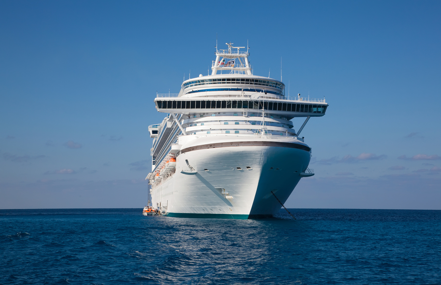 Hoher Besuch im Hafen von Palma (Titelbild)